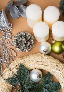 Adventskranz selber machen: Schöne und einfache Ideen zum Adventskranz selbermachen