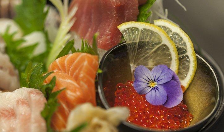 Sushi im Alice Choo
