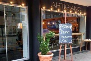artigiano cafe  mittagessen lunch restaurant basel