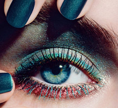 Augen Make up trends