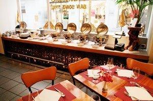 ban song thai restaurant lunch zuerich