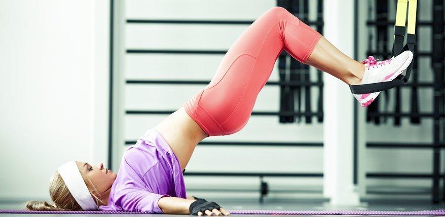 Beckenboden-Training stärkt die innere Mitte und verbessert dadurch die Haltung aber vor allem den Sex!