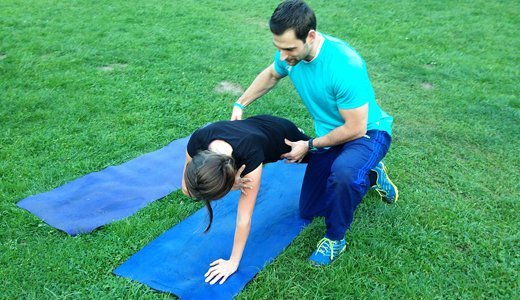 Selbstversuch Fitness Boot Camp: Mein erstes High Intensity Intervall Training (HIIT)
