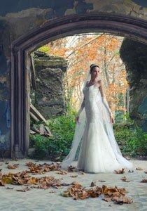 Brautmode: Träume und Trends in weiss