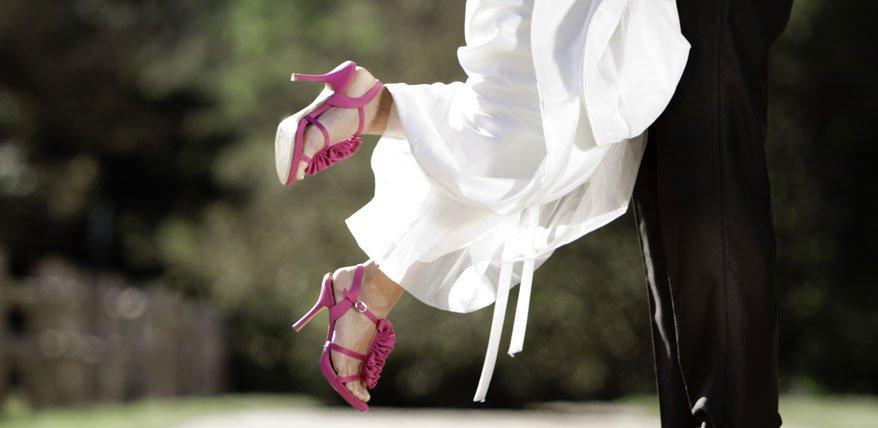 Brautschuh ist nicht gleich Brautschuh