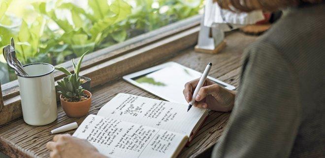Wie du mit dem Bullet Journal mehr Ordnung in dein Leben bringst