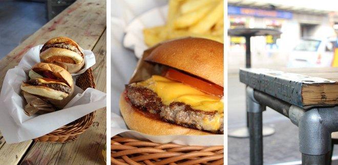 Burger in Zürich: Burgermeister