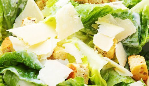 Vegetarische Rezepte: Caesar Salad