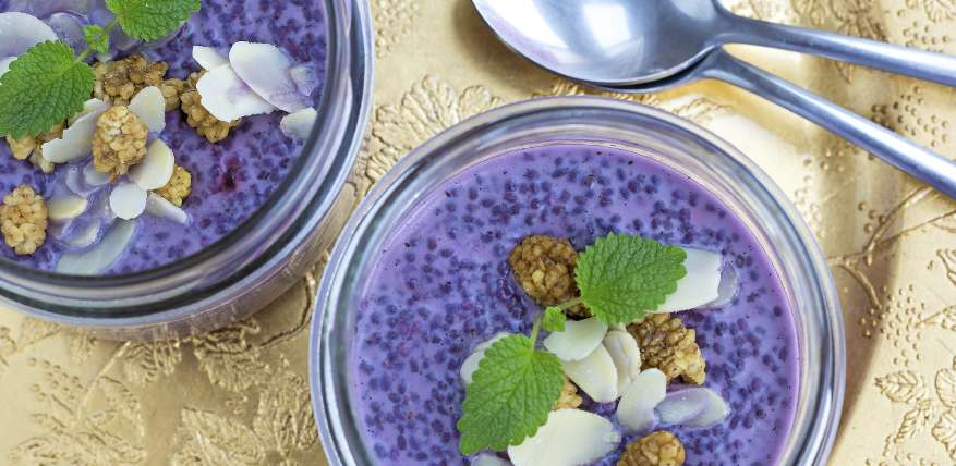 Superfood Chia Samen Knowhow Rezepte