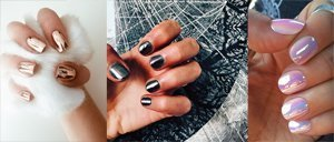 Alle sind verrückt nach Chrome Nails!