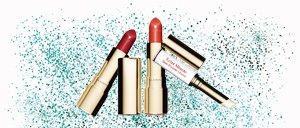 Gewinne luxuriöse Lippenpflege von Clarins