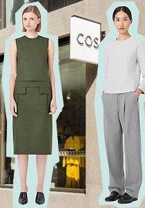 COS jetzt auch in Zürich: High-Fashion für die modebewusste Frau