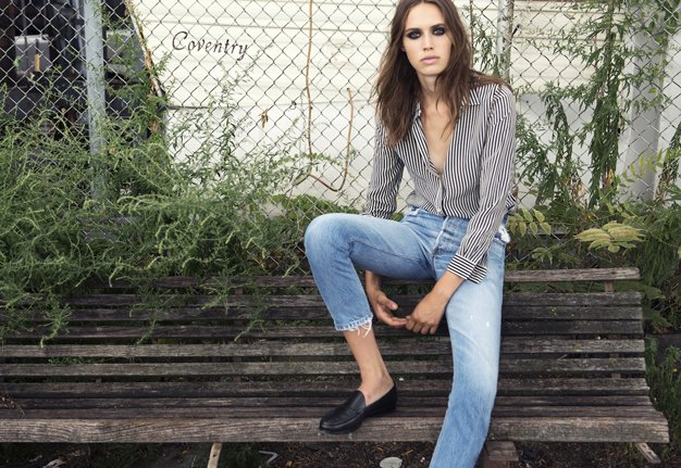 So feiert man Cropped Jeans!