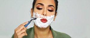 Dermaplaning oder warum sich immer mehr Frauen das Gesicht rasieren