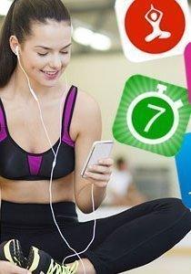 Die besten Fitness-Apps: Ganz einfach app-nehmen!