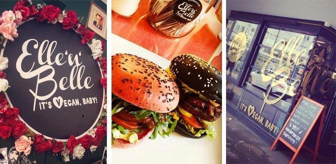 Burger in Zürich: Elle'n'Belle