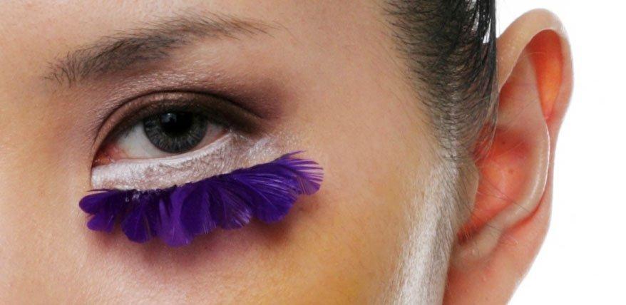 Falsche Wimpern ankleben: Schritt für Schritt Anleitung
