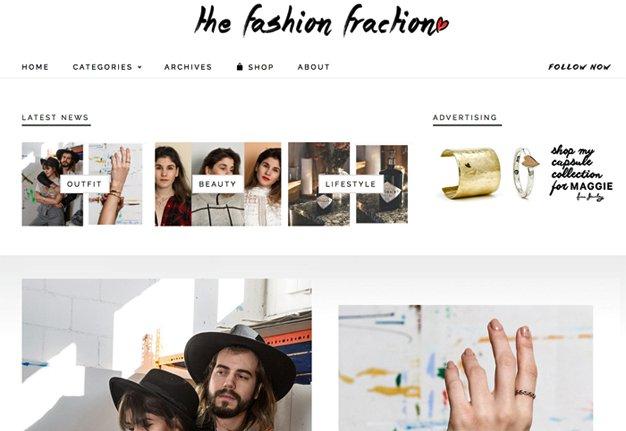 The Fashion Fraction gehört zu den besten Schweizer Modeblogs.
