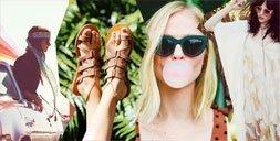 Mode liebt Musik: Die schönsten Festival Outfits