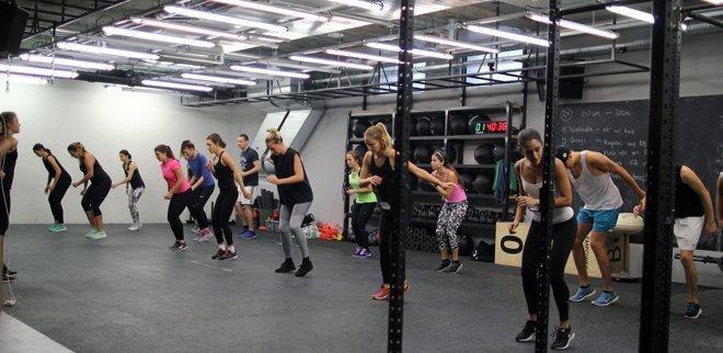Fitnessstudio Zürich: Balboa
