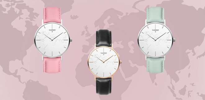 Gewinne Uhren von Flachsmann im Wert von 540 Franken