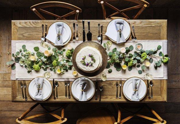 Da blüht euch was! Tischdeko-Ideen für den Frühling