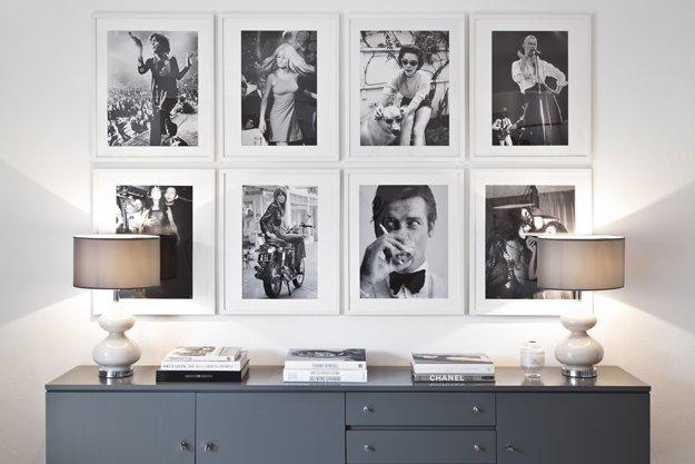 Gallery Wall Delia Fischer.