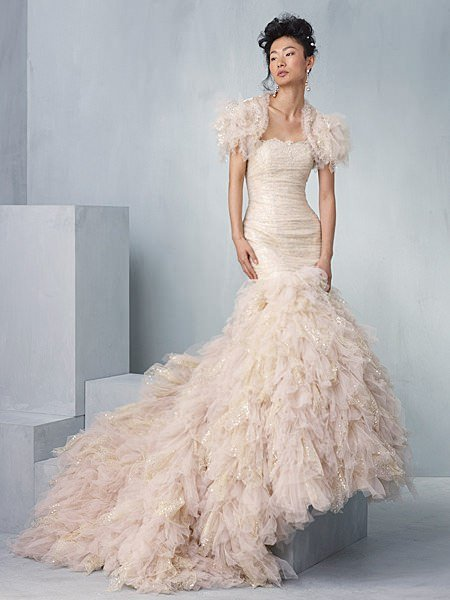 Bild 23 heiraten mit style die schönsten brautkleider 2013