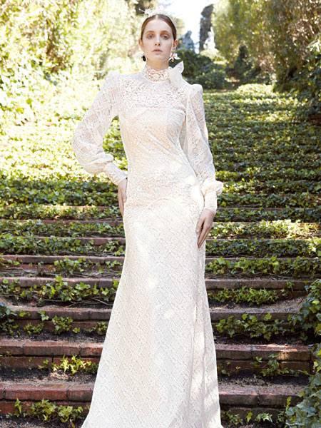 Heiraten mit Style: Die schönsten Brautkleider 2013