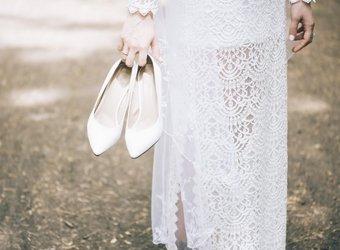 Der Brautschuhe-Guide: So findest du die perfekten Schuhe