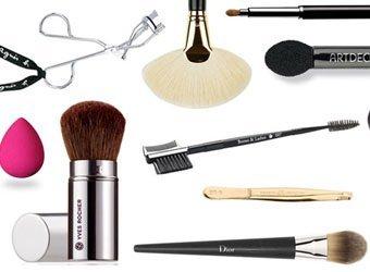 Tool Time: Die wichtigsten Beauty-Werkzeuge für die Schönheit