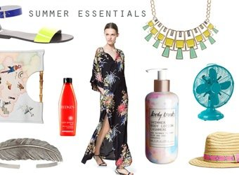 Holiday Essentials für den Sommer
