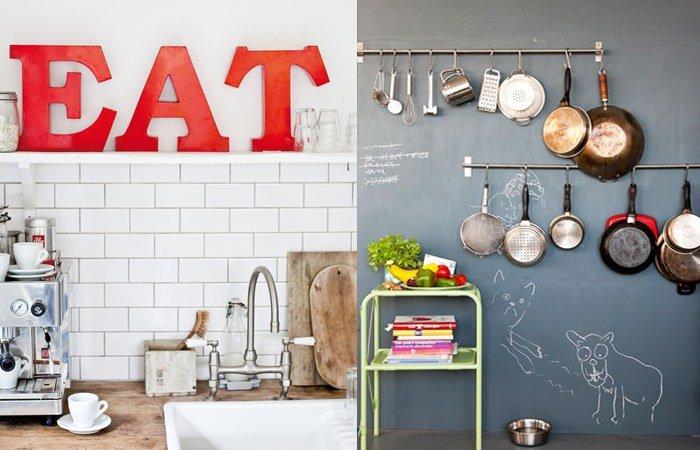 DIY Wohnideen: Dekoideen für die Küche
