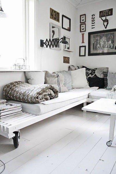 DIY Wohnideen: Sofa selber machen