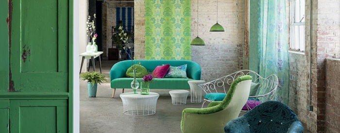 die wirkung von farben gr n ruhe und kraft. Black Bedroom Furniture Sets. Home Design Ideas