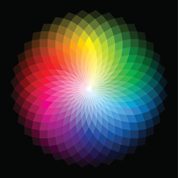 Farbe und wirkung der farbkreis als faustformel for Farben in der wohnung und ihre wirkung