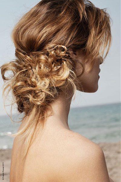 Frisuren Fur Lange Haare Lassige Hochsteckfrisuren