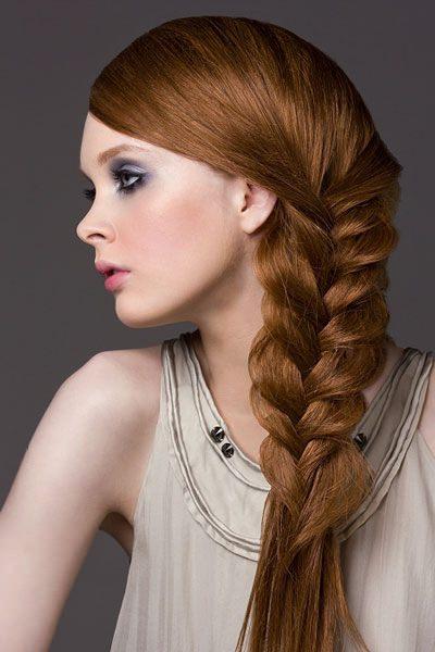 Frisuren Für Lange Haare Verspielte Zopf Frisuren
