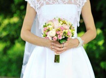 Sagen Sie es durch die Blume: Brautsträusse für den schönsten Tag