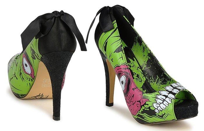 halloween outfit ideen high heels. Black Bedroom Furniture Sets. Home Design Ideas