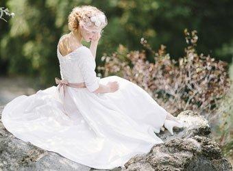 Hochzeitskleider im Vintage Stil