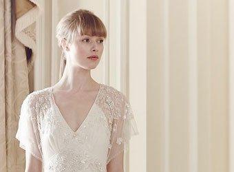 Brautkleider im Empire Stil