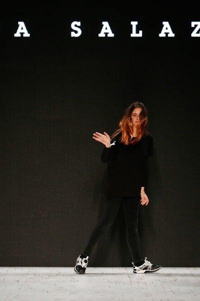 Mercedes-Benz Fashion Days Zurich: Pepa Salazar