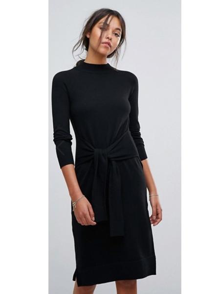 Dresscode Weihnachtsfeier: Kleid