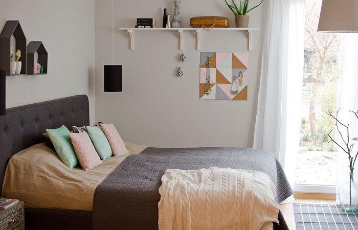 dekoideen f r schlafzimmer farben mix. Black Bedroom Furniture Sets. Home Design Ideas