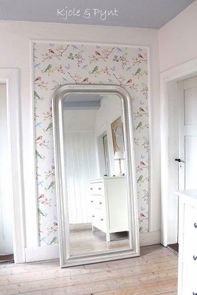 Dekoideen für Schlafzimmer: Spiegel