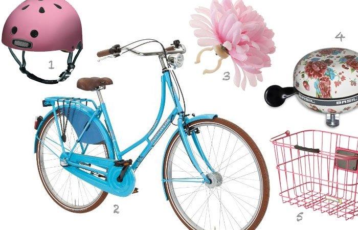 fahrrad schm cken kunterbunte drahtesel deko. Black Bedroom Furniture Sets. Home Design Ideas