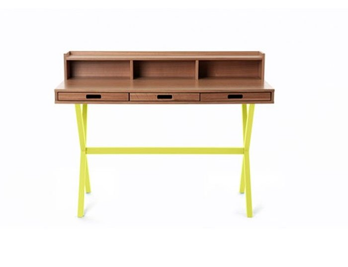 neon office sekret r aus holz stahl mix von harto design. Black Bedroom Furniture Sets. Home Design Ideas