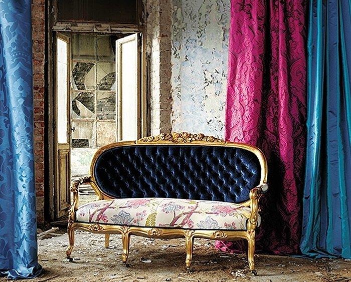 vorhang auf frische ideen wie sie mit vorh ngen dem zimmer mehr charakter geben. Black Bedroom Furniture Sets. Home Design Ideas