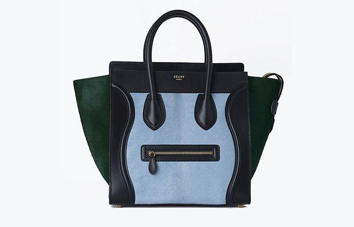 342d0abfde34 Luxus-Taschen  Céline Luggage Handbag